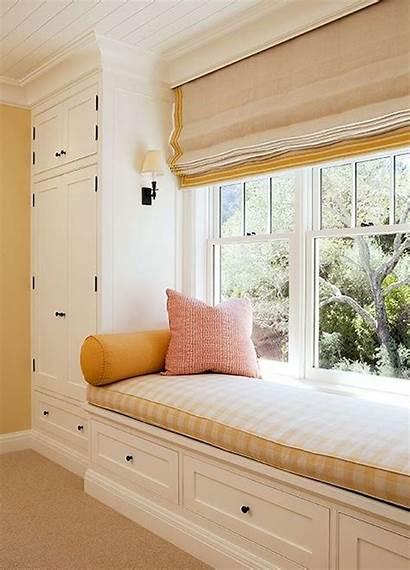 Window Seat Bedroom Master Built Seats Storage