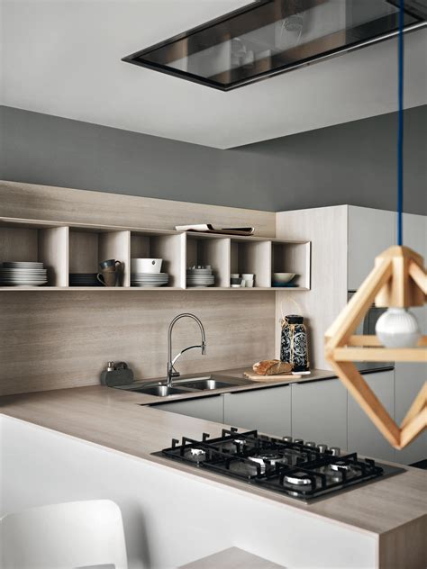 composition cuisine ariel composition 1 fitted kitchens from cesar