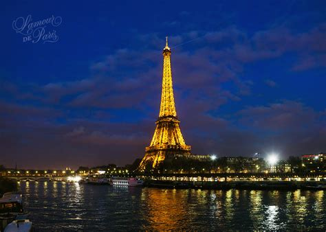 city snapshot eiffel tower   seine lamour de