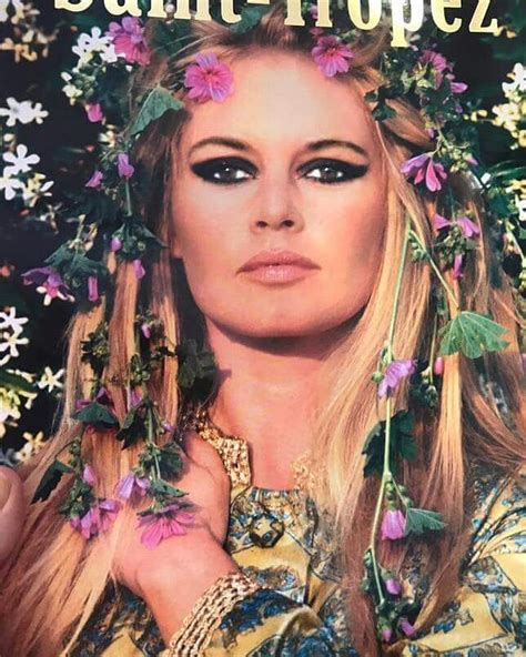 During her career in show business, she starred in 47 films, performed in several musical shows, and. Picture of Brigitte Bardot