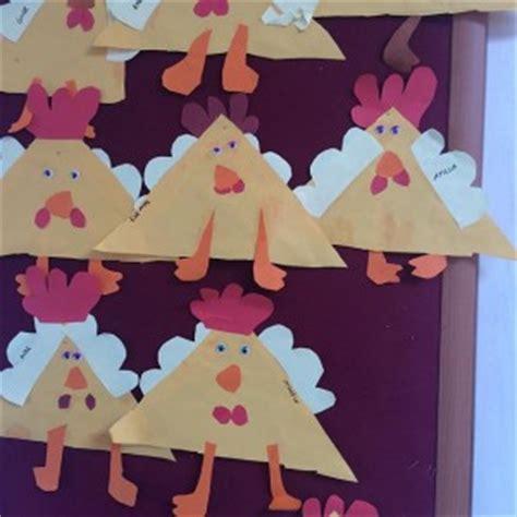 chicken craft idea  kids crafts  worksheets