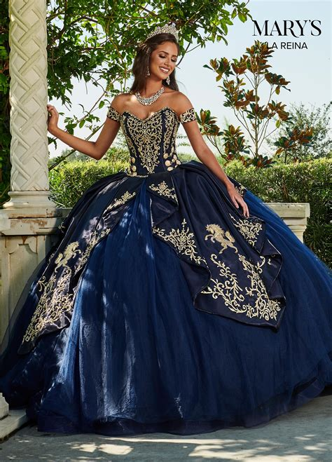 lareina quinceanera dresses style mq  redgold