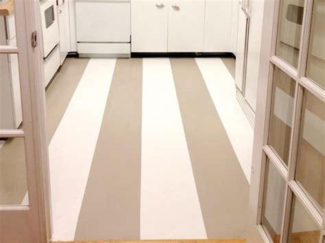 painted linoleum kitchen floor painted linoleum vinyl floor and how to do it 3995
