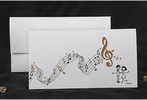 faire part pas cher mariage faire part de mariage piano et musique