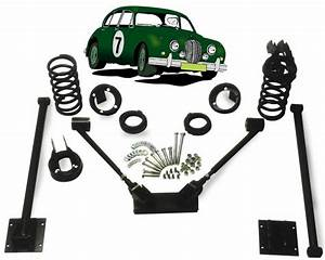 Jaguar Mk Ii Rear Coil Spring Suspension Conversion Kit