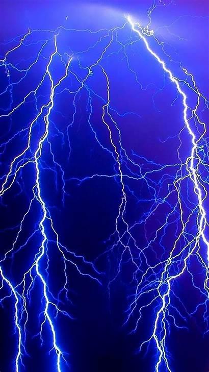 Lightning Cool Electricity Storm Wallpapers Desktop Phone