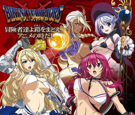 Bikini Warriors Creators Aren T Afraid To Admit Their Anime Is Strictly Fap Material Anime