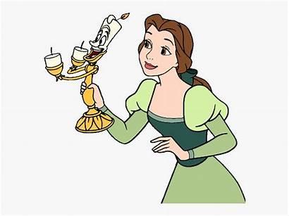 Disney Princess Belle Transparent Clip Clipart Princesses