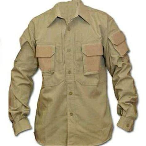 jual fashion pria kemeja pdl komando seragam pdl baju lapangan kemeja tactical kemeja