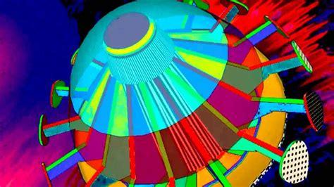 Psychedelic Ufo - VJ Visual - HD Video - YouTube