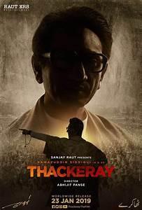 Thackeray upcom... Hindi Movies 2019
