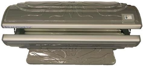 solar storm 24 l commercial tanning bed