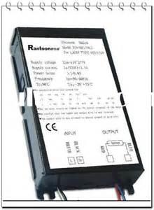 Electronic Ballast Metal Halide  Electronic Ballast Metal