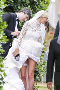 50000 wedding ring mr mrs pictures of nicky and rothschild on their wedding day as she