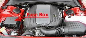 Fuse Box Diagram Chrysler 300    300c  Mk2  Ld  2011