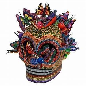 D Day Deco : decoration fete des morts mexique ~ Zukunftsfamilie.com Idées de Décoration