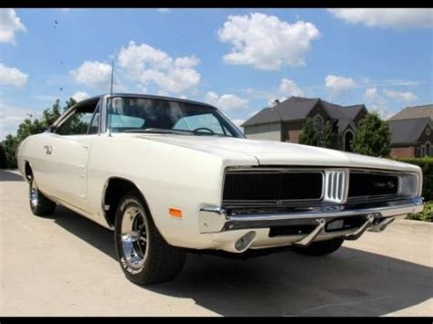 1969 Dodge Charger RT 440 Classic Muscle Car for Sale in