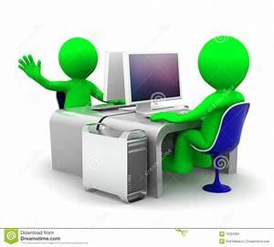 Computer Arbeitsplatz Möbel : arbeitsplatz zeichnung ~ Indierocktalk.com Haus und Dekorationen