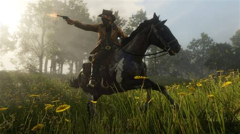 Red Dead Redemption 2 Ps4 Previews Appear To Be Incoming