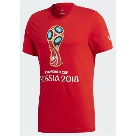 Adidas Fifa Russia World Cup 2018 T‑shirt