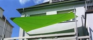 Sonnenschutz Für Den Balkon : sonnensegel f r den balkon in premium qualit t pina design ~ Markanthonyermac.com Haus und Dekorationen