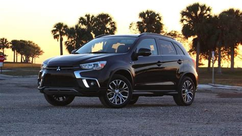 2018 Mitsubishi Outlander Sport Review by 2018 Mitsubishi Outlander Sport Review Cheap But