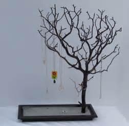 jewelry tree jewelry stand made with manzanita by manzalisatrees