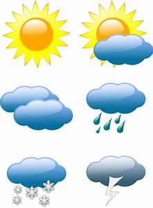 Weather Seasons Clip Art at Clker.com - vector clip art ...