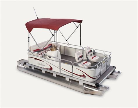 Gillgetter Pontoon Boats by Research 2009 Gillgetter Pontoon Boats 615 Fish N
