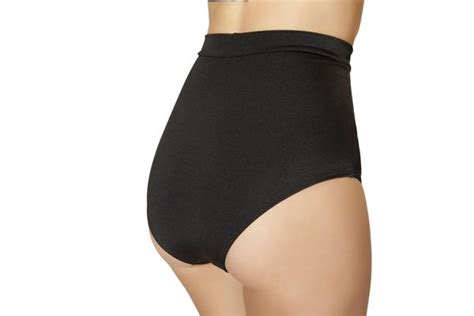 Scrunch Front Shorts W/band