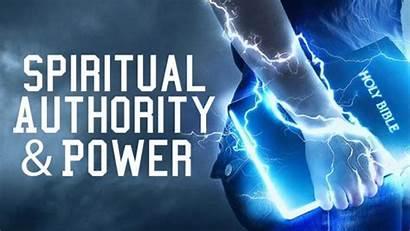 Spiritual Authority Power God Leadership Kailin Servant
