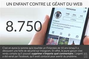 Le Journal Du Hacker : 10 ans il pirate instagram et touche une belle r compense ~ Preciouscoupons.com Idées de Décoration