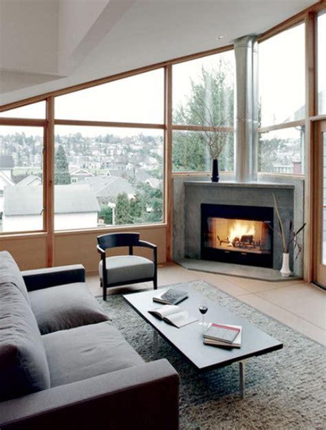 corner fireplace ideas 22 ultra modern corner fireplace design ideas