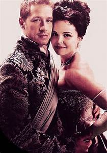Snow White and Prince Charming.