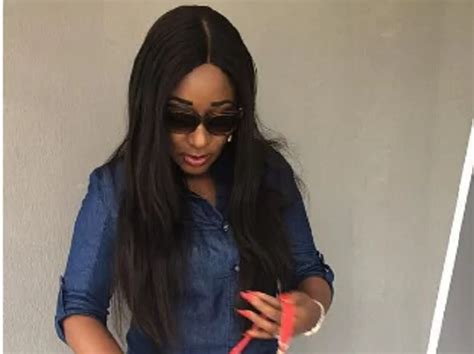 Nollywood Actress, Ini Edo Set To Remarry As She Flaunts