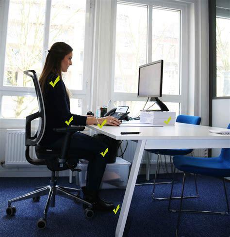 au bureau bonne posture au bureau 28 images adopter une bonne