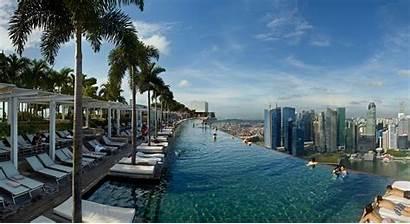 Sands Marina Bay 4k Desktop Singapore Travel