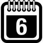 Calendar Icon Daily Icons Vector Flaticon