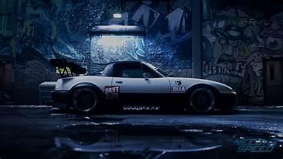 Speed Need Miata Mazda Nfs Background Wallpapers