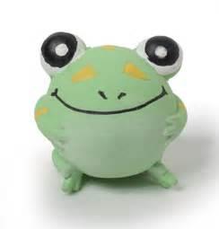 Amazing Pet Products Latex Frog Dog Toy