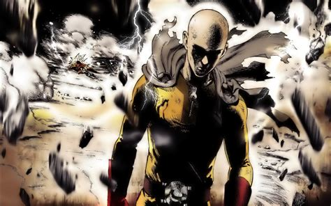 One Punch Man Wallpapers ·① WallpaperTag