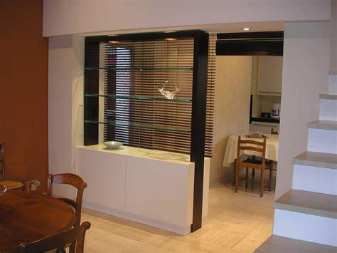 separation cuisine sejour cuisine ouverte sur séjour yves clément architecte