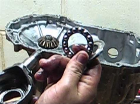 Hydrogear Transaxle Transmisson Disassembly And