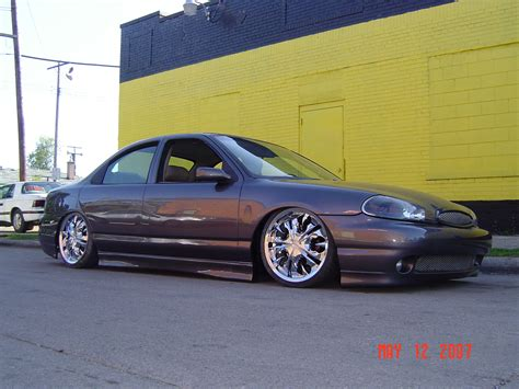 Baggedcsvts 2000 Ford Contour