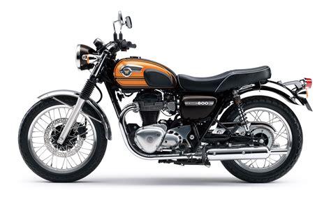 2017 Kawasaki W800 Final Edition