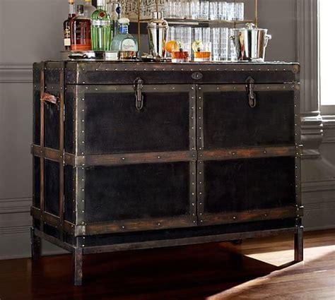 pottery barn bar cabinet ludlow trunk bar cabinet pottery barn 1599 furniture