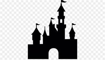 Castle Silhouette Disneyland Cinderella Mickey Paris Sleeping
