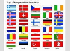 European Flags stock illustration Illustration of finland