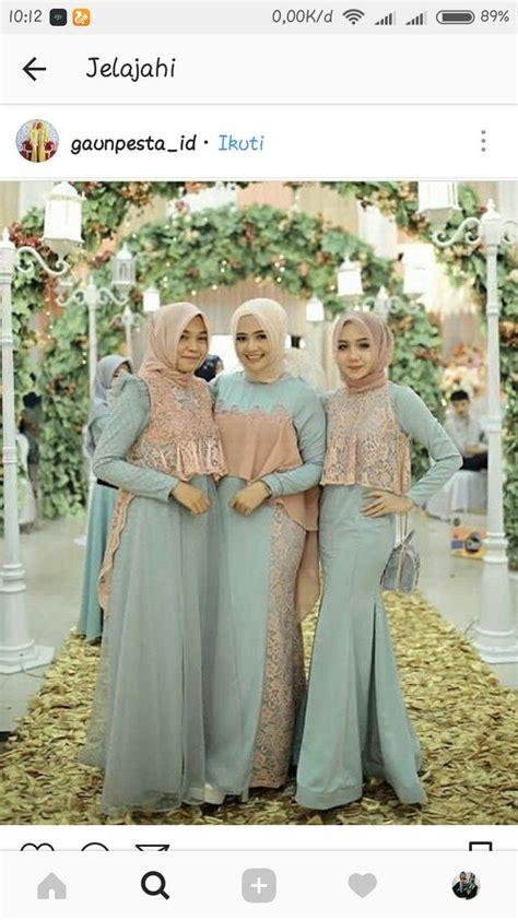 kebaya hijab ideas  pinterest kebaya muslim