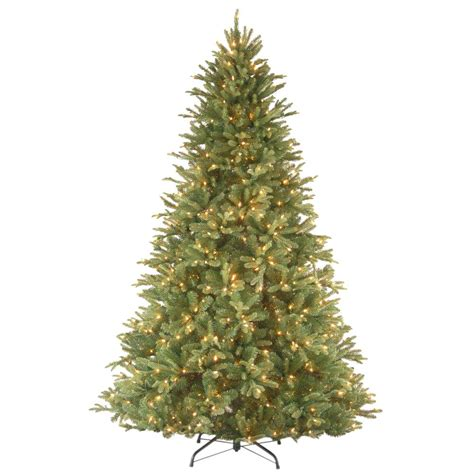 7 5 ft christmas tree with 1000 lights national tree company 7 5 ft tiffany fir artificial